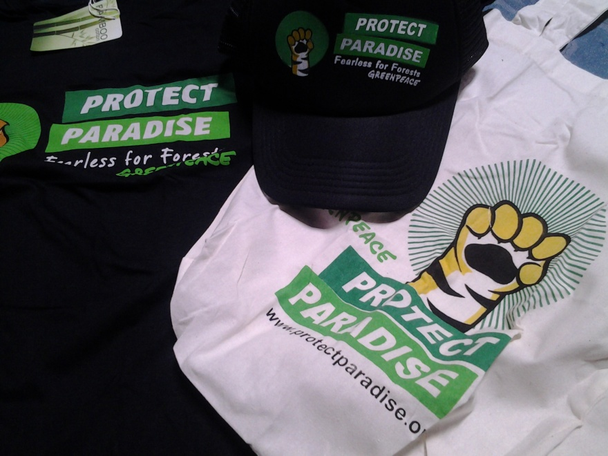 Hadiah Lomba Blog Save Paradise