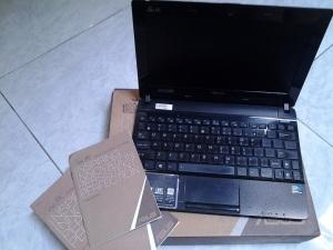 review Asus Eee PC X101H produk basic dari ASUS