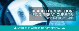 Temukan dan Sembuhkan Pasien TB Yuuukk ...Sumber: TheGlobalFund.org