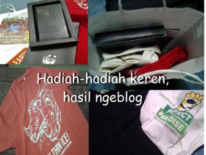 hadiah ngeblog