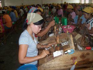 Kondisi tenaga kerja perempuan