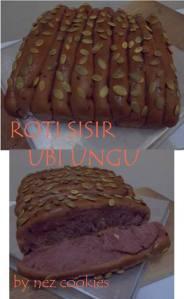 Salah Satu Bread Karya Mbak Inez, Berbeda dengan roti yang biasa kita temui