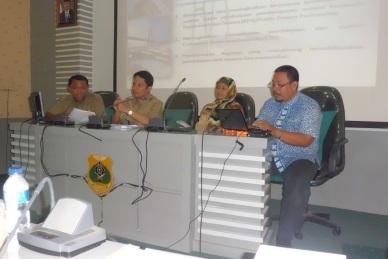 Bersama-sama Tim dari Kabupaten dan Provinsi, Upaya Merangkul CSR dari Swasta Untuk SAnitasi dan Air Bersih