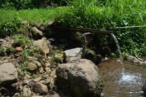 Sumber Air Desa Sucolor, Maesan-Bondowoso - Foto : Pakem Pamsimas Kab Bondowoso