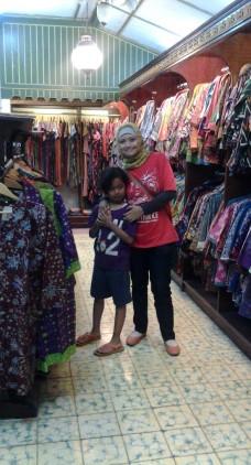 Dikelilingi Batik, Ahhhh...heaven!
