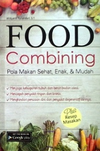 buku food combining Widyanti Yuliandari