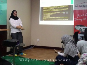Advancing Your Blog Platform By Mbak Shinta Ries, Materi Yang Seru!