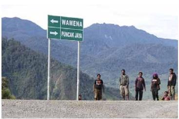 Kontribusi Korindo dalam bidang infrastruktur pembangunan jalan