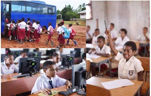 Kontribusi Korindo dalam Pendidikan di daerah 3 T